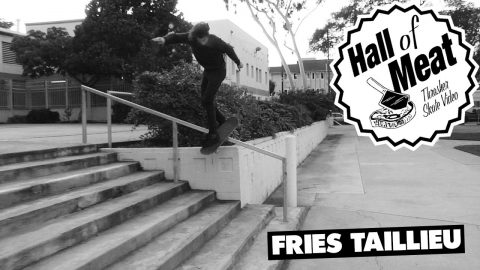 Hall of Meat: Fries Taillieu - ThrasherMagazine