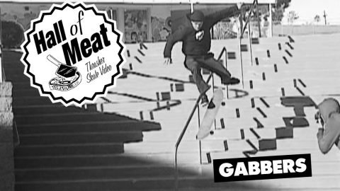 "Hall Of Meat: Gabriel ""Gabbers"" Summers 