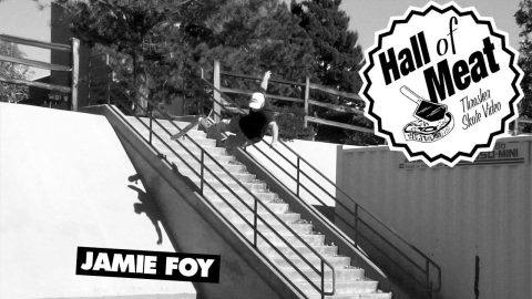 Hall of Meat: Jamie Foy | ThrasherMagazine