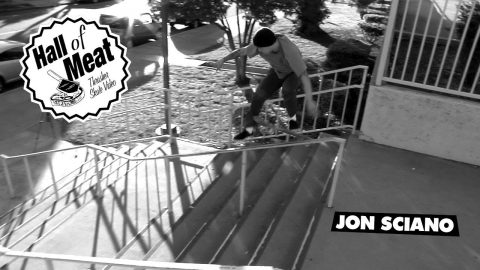 Hall of Meat: Jon Sciano - ThrasherMagazine