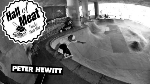 Hall of Meat: Peter Hewitt - ThrasherMagazine