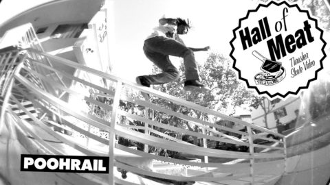 Hall of Meat: Poohrail - ThrasherMagazine