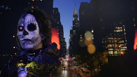 Halloween 2018 in New York City | JonneyETV