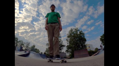 Hands Down weird flatground tricks | Madars Apse