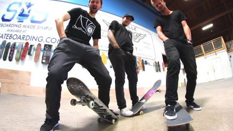 HANDS IN POCKETS GAME OF SKATE! | STUPID SKATE EP 111 - Braille Skateboarding
