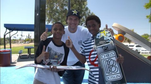 Hang Out ALL DAY with Chris Joslin | Independent Trucks