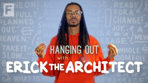 Hanging Out with Erick the Architect | The FADER