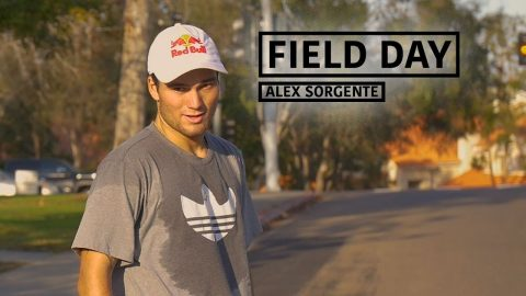 Hanging With Skateboarder Alex Sorgente | FIELD DAY | Red Bull Skateboarding