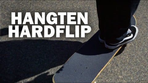 Hangten Hardflip: Tim Pool || ShortSided - Brett Novak