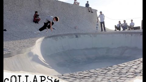 Happy Birthday Hugo ! | cOLLAPSe skateboards