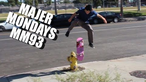 HARDFLIP BS SMITH?? MM93 | MAJER Crew