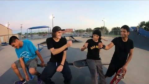 Harlingen Hip Game of SKateboard | MAJER Crew