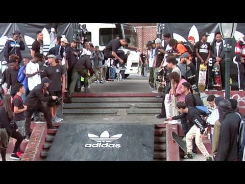 Harold Hunter Day XI Skate Jam | TransWorld SKATEboarding - TransWorld SKATEboarding