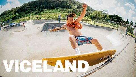 Hawaiian Psycho Jam: KING OF THE ROAD (Preview) - VICELAND