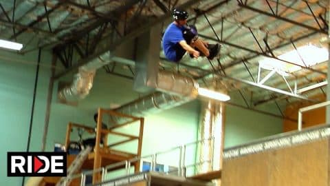 Hawks Ramp Session Vol 3 -Trannies - RIDE Channel