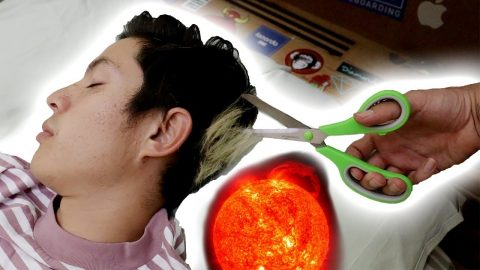 HE CUT MY SOLAR FLARE OFF - Chris Chann
