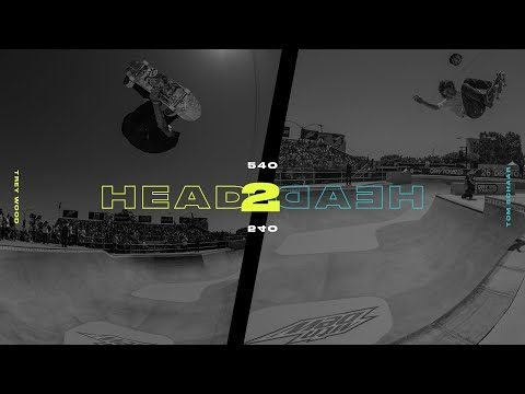 Head 2 Head: Tom Schaar and Trey Wood 540 - Dew Tour