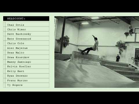 Headcount | 012 - The Berrics