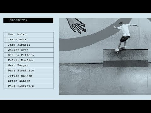 Headcount | 08.11.17 - The Berrics