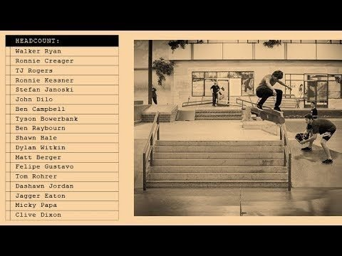 Headcount - 11.14.17 - The Berrics