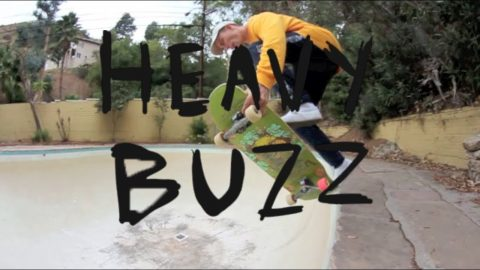 Heavy Buzz - a Pool Skating film | ConfusionMagazine