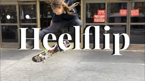 Heelflip #NADC neenos essentials | Neen Williams