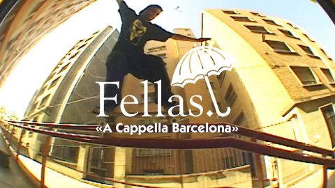 "Helás' ""Fellas: A Cappella BCN"" Video 