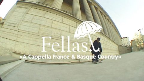 "Hélas' ""Fellas: A Cappella France and Basque Country"" Video 