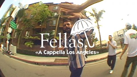 "Hélas ""Fellas A Cappella Los Angeles"" Video 