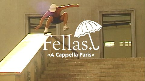 "Hélas' ""Fellas: A Cappella Paris"" Video 