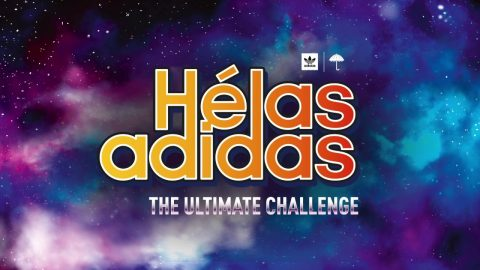 Hélas x adidas Skateboarding /// The Ultimate Challenge - adidas Skateboarding