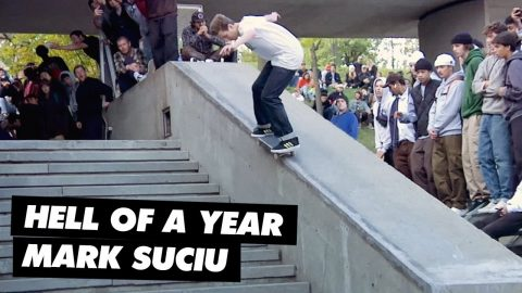 Hell of a Year: Mark Suciu | ThrasherMagazine