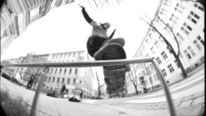 """HELLO MY CREW IS …"" a Skateboard Videocontest by Converse CONS 