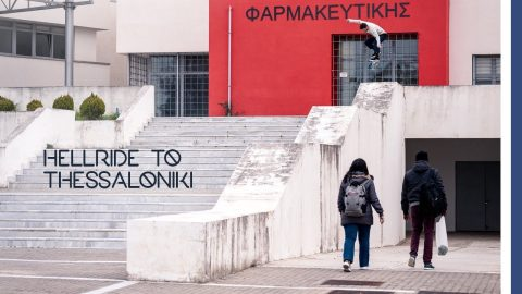 Hellride To Thessaloniki | Pocket Skateboard Magazine