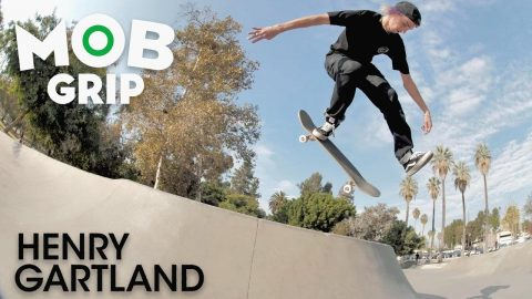 Henry Gartland: The Grippiest | MOB Grip | Mob Grip