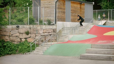 Hermann Stene Free Part - Freeskatemag