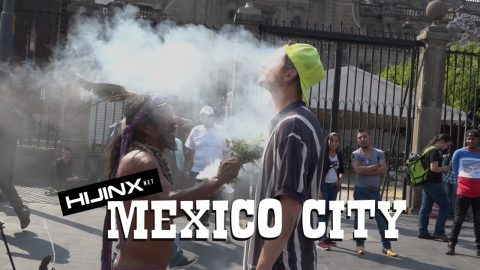 Hermano: Hijinx Net In Mexico City | HIJINX Net