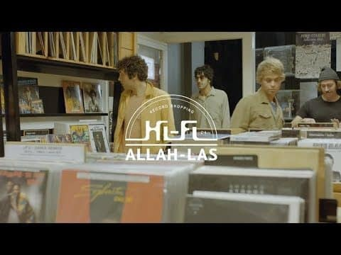 Hi Fi: Allah-Las - Monster Children