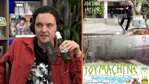 HIGHLIGHT EP176 Jordan Taylor ON AND OFF TOY MACHINE | The Nine Club Highlights