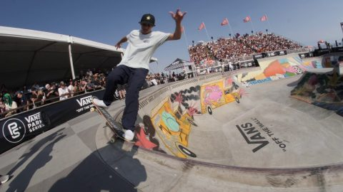 Highlights: Men's Pro Tour Finals - Huntington Beach | Vans Park Series | Park Series