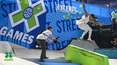 HIGHLIGHTS: Skateboard Street Best Trick | X Games Minneapolis 2019 | X Games