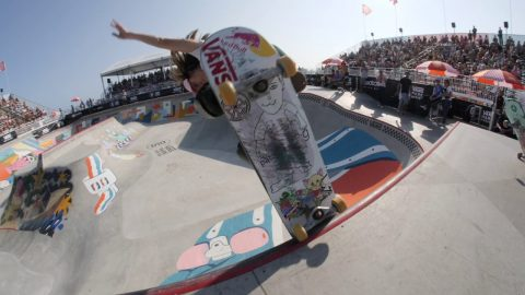 Highlights | Women's Pro Tour Prelims - Huntington Beach | Vans Park Series | Park Series