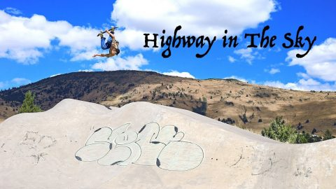 Highway in the Sky | Tom Schaar and Trey Wood | Monster Energy