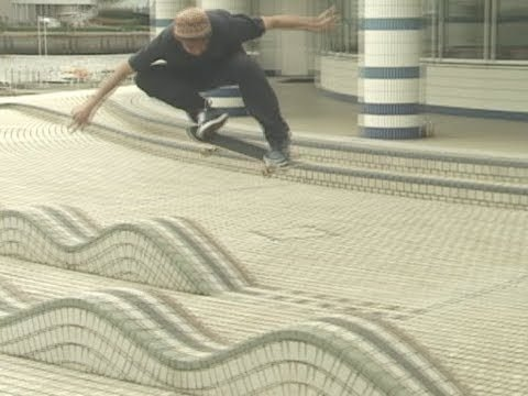 "HIROKI MURAOKA FULL PART FROM ""LOOK LEFT"" BY TRAFFIC SKATEBOARDS - Theories Of Atlantis"