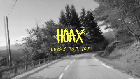 Hoax mfg - Euro Tour 2018 | ConfusionMagazine