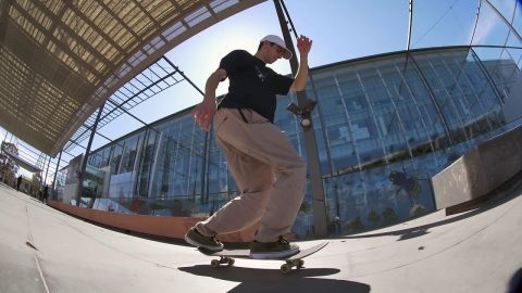 Hoddle - Lost in the Grid - hoddle skateboards
