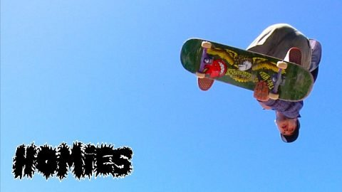 HOMIES Ep.9: Super Session | ThrasherMagazine