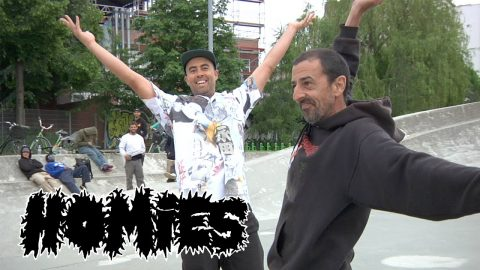 "Homies in ""Europe"" Episode ONE 