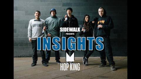 Hop King Insights: craft beer and skateboarding - Sidewalk Mag