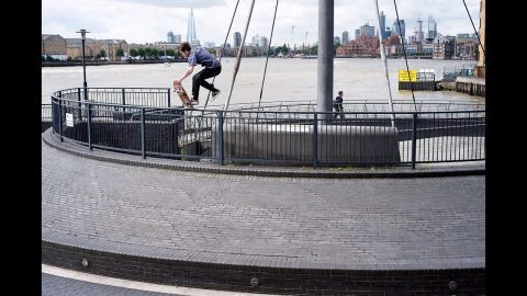 Horsey - Welcome Back to Death Skateboards | Vague Skate Mag